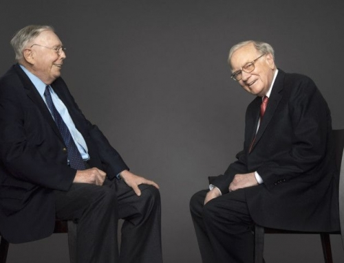 The Wit & the Wisdom of Warren Buffett and Charlie Munger in May 2015, Omaha, Nebraska