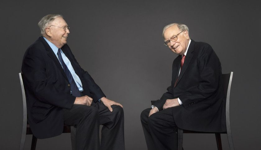 warren buffet and charlie munger